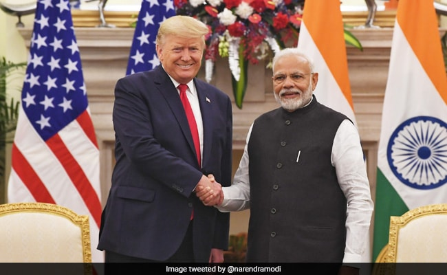 """""""PM Modi is a very good friend of mine, Indian-Americans will vote for me"""": Donald Trump"""