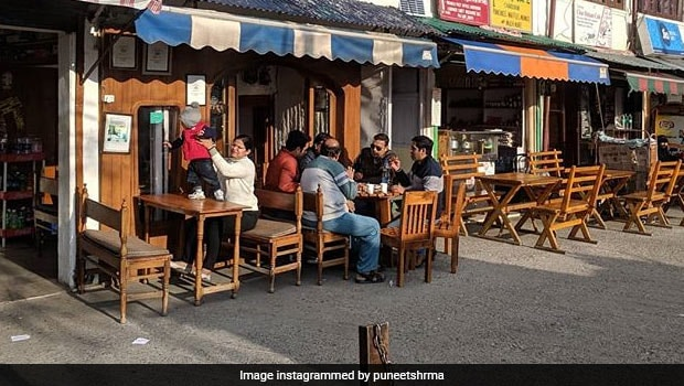 Sachin Tendulkar Is A Fan Of This Quaint Little Cafe In Landour; Find Out Why