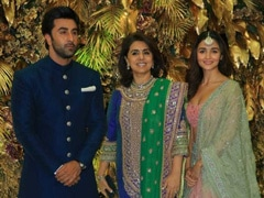 Armaan Jain-Anissa Malhotra's Reception: Ranbir Kapoor Went To The Party With Usual Suspects Neetu Kapoor And Alia Bhatt