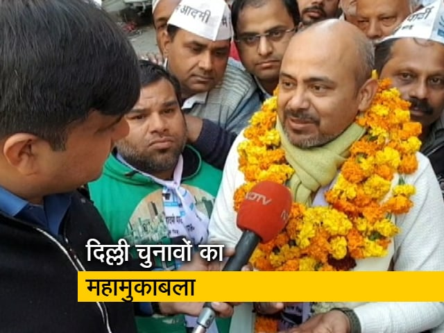 Video : दिल्ली विधानसभा चुनाव: कौन जीतेगा तिमारपुर की लड़ाई?