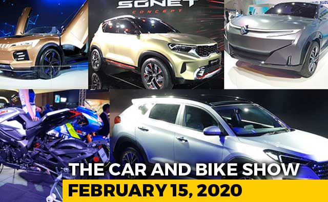 Video: Top 5 from Auto Expo 2020- Pavilions, Two Wheelers And Concepts