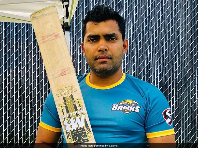 Umar Akmal Suspended By Pakistan Cricket Board Amid Anti-Corruption Probe