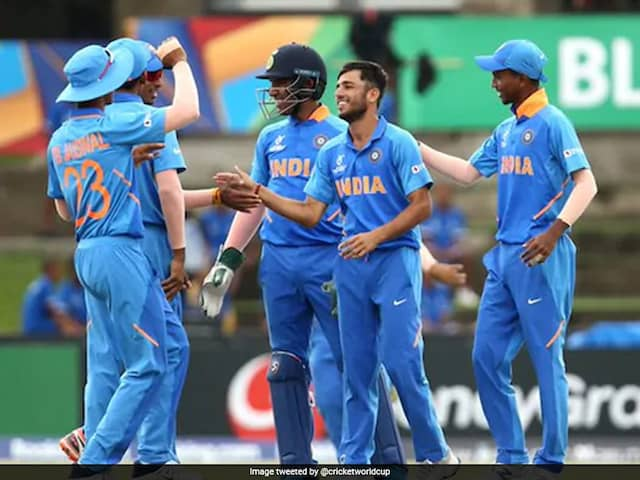 India vs Pakistan, ICC U-19 World Cup Semi-Final: When And Where To Watch Live Telecast, Live Streaming