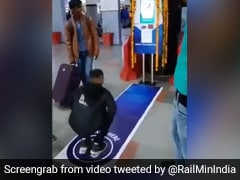 Watch: At This Delhi Station, 30 Squats Gets You Free Platform Entry