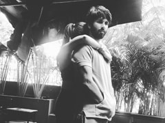 This Pic Of Mira Rajput And Shahid Kapoor Is Pure Love. No Caption Needed