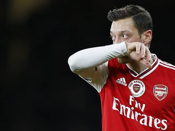 Arsenal Outcast Mesut Ozil Confirms Fenerbahce Move