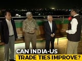 Video : What Are Donald Trump's Priorities While Visiting India?