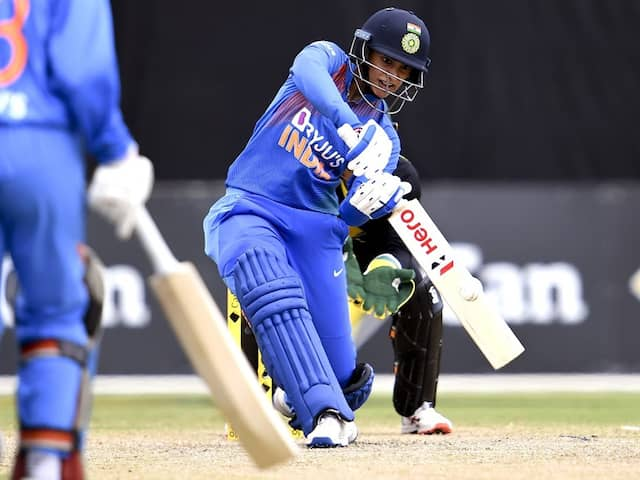 """""""Theres Been A Different Energy"""": Smriti Mandhana On Young Indian Team"""