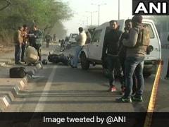 दिल्ली में सुबह 5 बजे हुई मुठभेड़, पुलिस ने 2 बदमाशों से किया ढेर