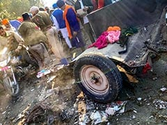 2 Dead After Cracker Explosion At Religious Rally In Punjab's Tarn Taran