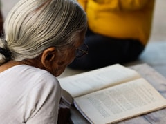 105-Year-Old Great Grandmom Clears Fourth Standard Equivalency Exam In Kerala