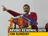 Video : No New Ministers In Delhi, Arvind Kejriwal To Retain Old Cabinet: Sources