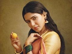 Samantha, Shruti Haasan, Ramya Krishnan Give Life To Raja Ravi Varma Paintings For 2020 Calendar
