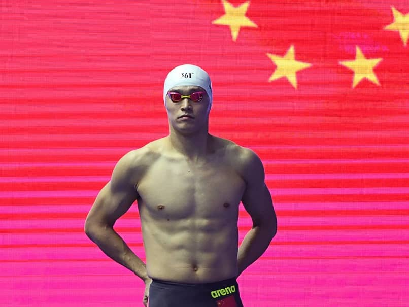 Chinese Swimmer Sun Yang Banned For Eight Years For Doping Offence