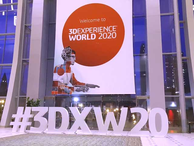 Video : 3D Experience World 2020 in Nashville!