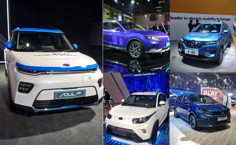 Tata Altroz EV, Mahindra eKUV100, Renault City K-ZE, MG Marvel X, & Kia Soul EV are out top picks