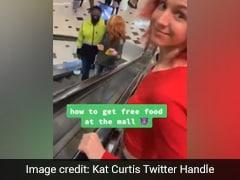 Viral: 'खाना चुराने वाली' इस औरत का TikTok Video हो रहा है वायरल, लोगों ने कहा 'बच गई कि मुंह नहीं तोड़ा'...
