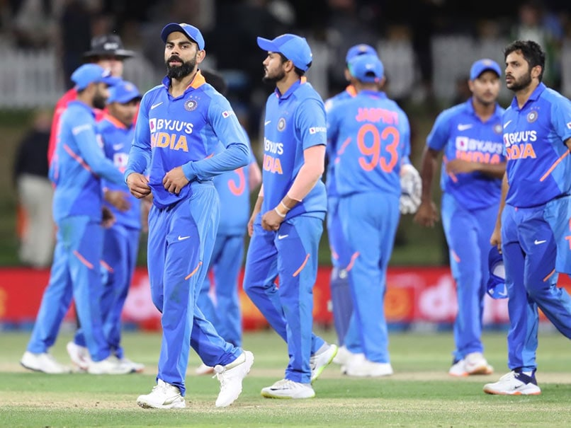 "New Zealand vs India: Composure, Fielding ""Wasnt Good Enough For International Cricket"", Says Virat Kohli"
