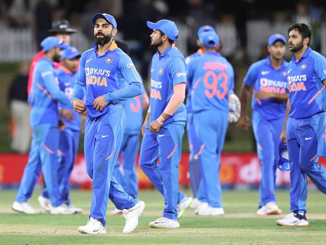 "New Zealand vs India: Composure, Fielding ""Wasnt Good Enough For International Cricket"", Says Virat Kohli"