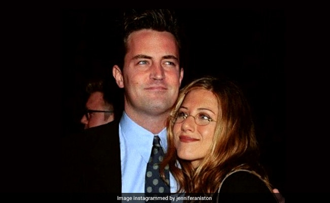 Jennifer Aniston Welcomes Matthew Perry To Instagram With ROFL F.R.I.E.N.D.S Joke