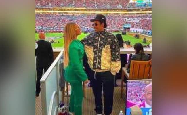 Jay-Z Seen Sitting During National Anthem At Super Bowl. His Response