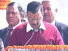 अरविंद केजरीवाल तीसरी बार बने दिल्ली के मुख्यमंत्री, शपथ ग्रहण समारोह की 10 खास बातें
