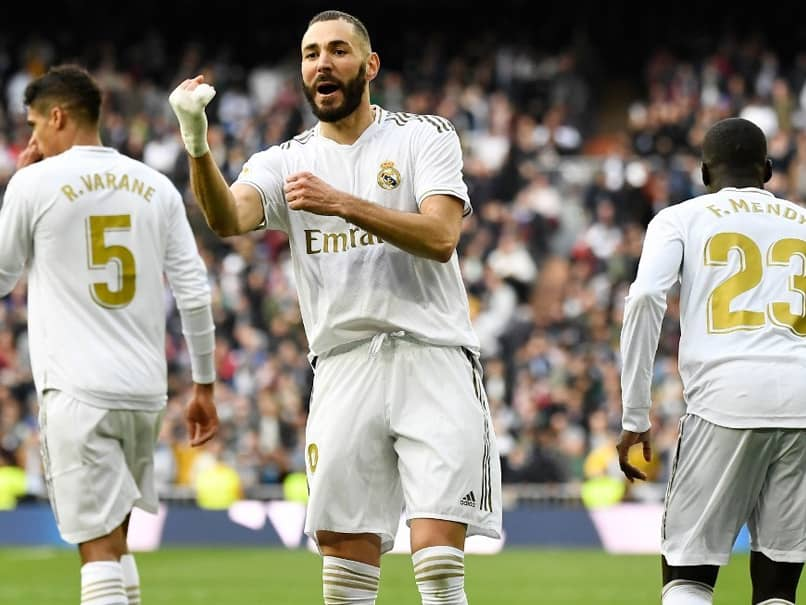 La Liga: Real Madrid Edge Past Atletico Madrid To Move Six Points Clear