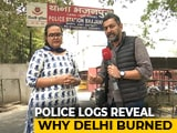 Video : Reality Check: Mystery Of 'Missing' Khaki In Delhi Violence