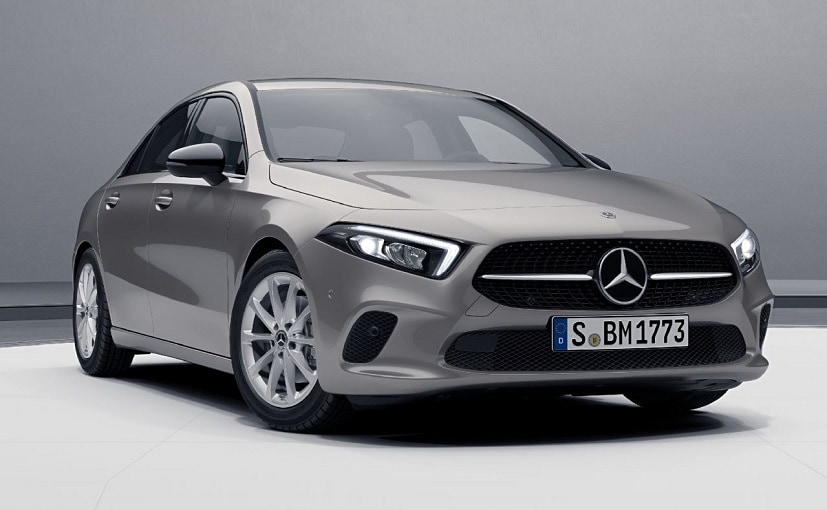 The all-new Mercedes-Benz A-Class Limousine will come in 3 options - Petrol, Diesel, AMG
