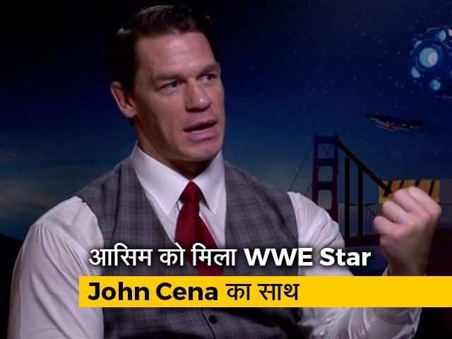 Videos : Bigg Bosss 13: Asim Riaz को मिला WWE Star John Cena का साथ, Kapil Sharma के साथ सारा-कार्तिक की मस्ती
