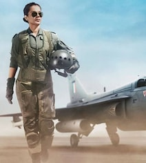 'Tejas' First Look: The Sky Is The Limit For Kangana Ranaut
