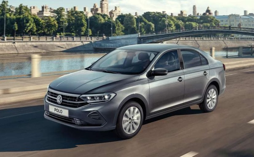 The 2020 Volkswagen Polo Sedan (Vento) has grown in size, and has been converted into a liftback