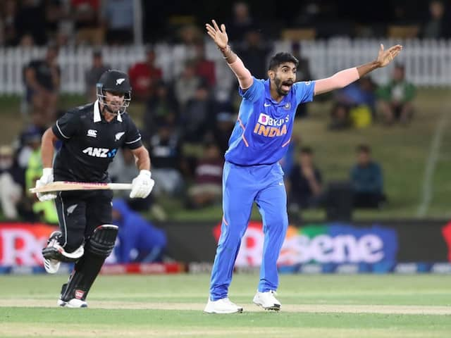 """""""A Threat With Ball In Hand"""": Kane Williamson Backs Out-Of-Form Jasprit Bumrah"""