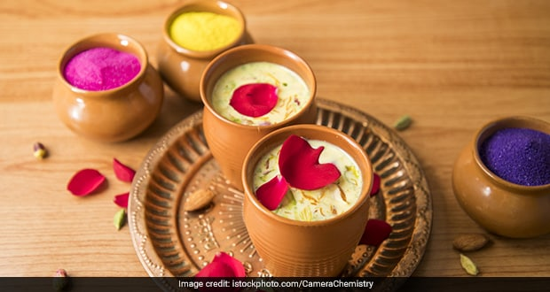 Watch: Prepare Kesar Thandai At Home For A Spectacular Holi Celebration