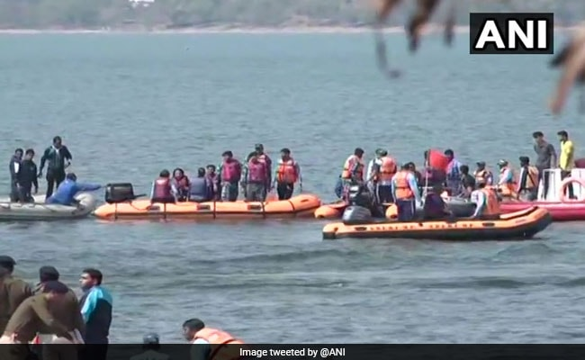 IPS Officers, Families Rescued After Boat Overturns In Madhya Pradesh