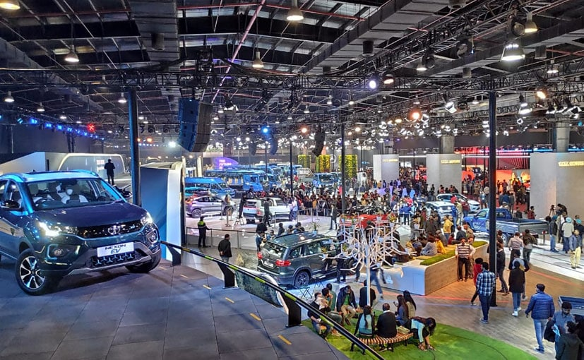 Tata Motors' had some exciting concepts and its entire product range at the Auto Expo 2020.