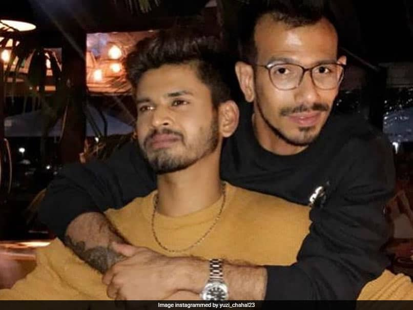 """""""Dont Be Jealous"""": Yuzvendra Chahal, Rohit Sharma Troll One Another On Instagram"""