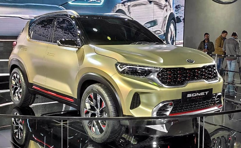Exclusive: Kia Sonet To Be Launched Around The Festive Season