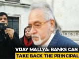 "Video : ""Take Your Principal Back"": Vijay Mallya To Banks Amid Extradition Trial"