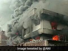 4 dead, 25 injured in blast at factory in Haryana's Bahadurgarh