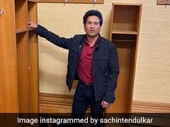 """""""Favourite Corner In SCG Dressing Room"""": Yuvraj Singh Turns Photographer For Sachin Tendulkar"""