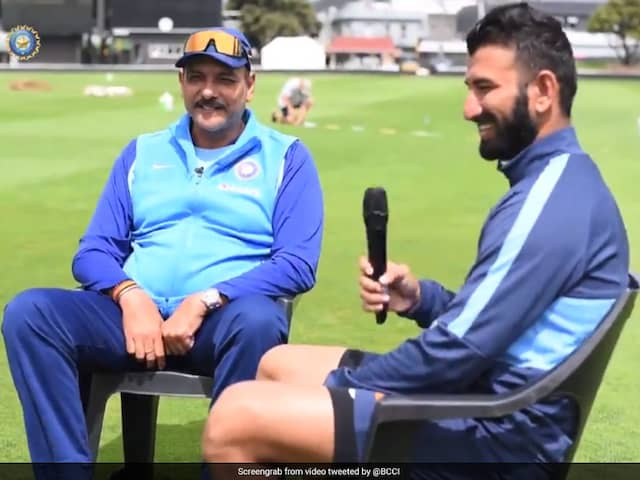 New Zealand vs India: Ravi Shastri Recalls Test Debut At Wellington 39 Years Ago. Watch