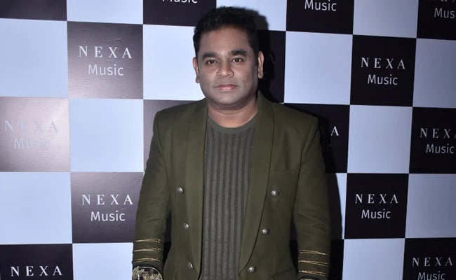 'I Feel Like I Have Been Reborn,' AR  Rahman On Becoming A Producer