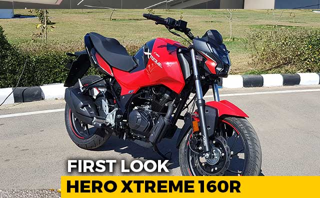 Video : Hero Xtreme 160R First Look