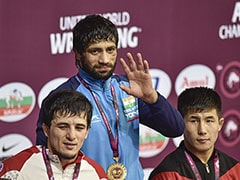Asian Wrestling Championship: Ravi Dahiya Wins Gold, Bajrang Punia Gets Silver