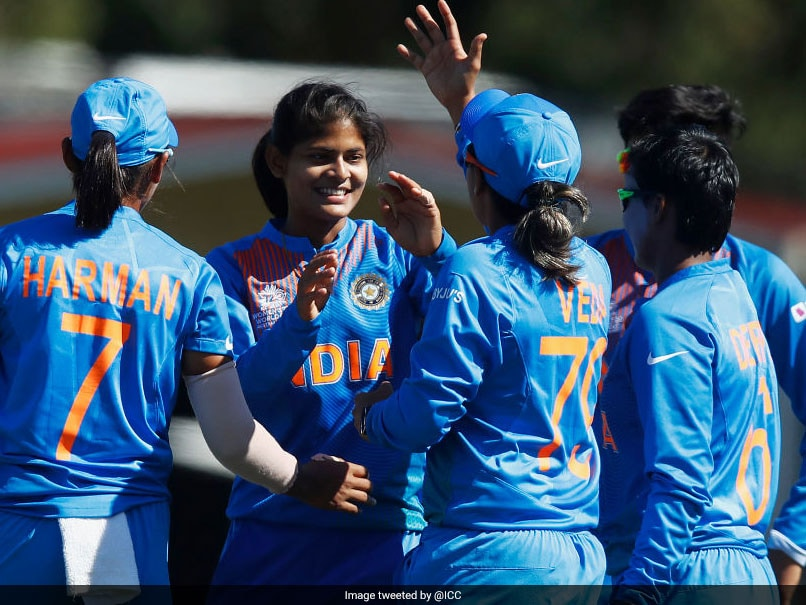 Women's T20 World Cup: India Continue Unbeaten Streak With Emphatic Win Over Sri Lanka