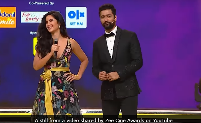 'There Is No Story At All': Vicky Kaushal On Rumoured Relationship With Katrina Kaif