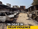 Video : Delhi Violence: BJP Faces Criticism From Allies