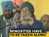 "Video : ""Take Minorities Along"": BJP Ally Tells Government Amid Anti-CAA Protests"