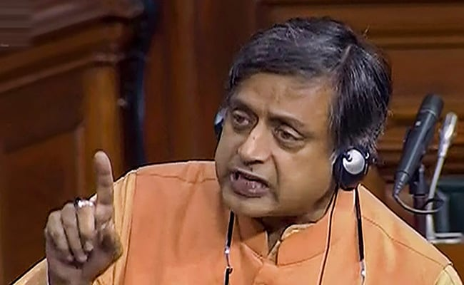 Shashi Tharoor Demands Action Against Officials For Refusal To Attend IT Meet